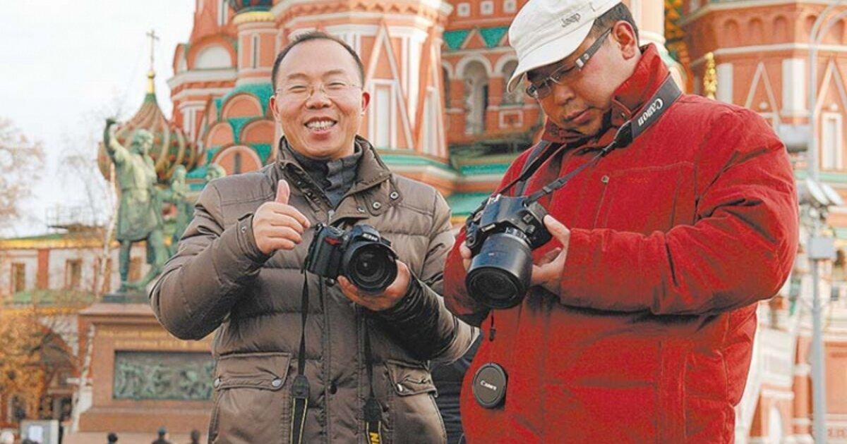 фото иностранцы описывают фотографии из россии французский