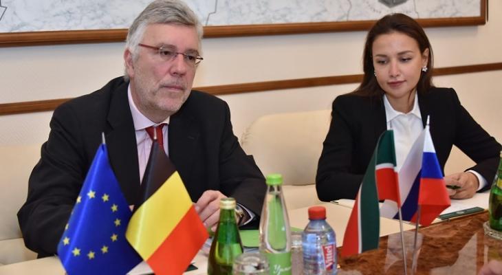 Посол Бельгии в России назвал условие для отмены антироссийских санкций