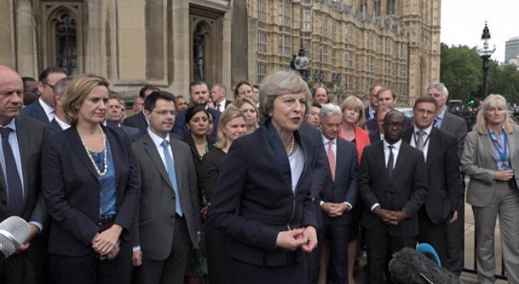 глава МВД Британии проведет заседание чрезвычайного комитета по смерти в Эймсбери