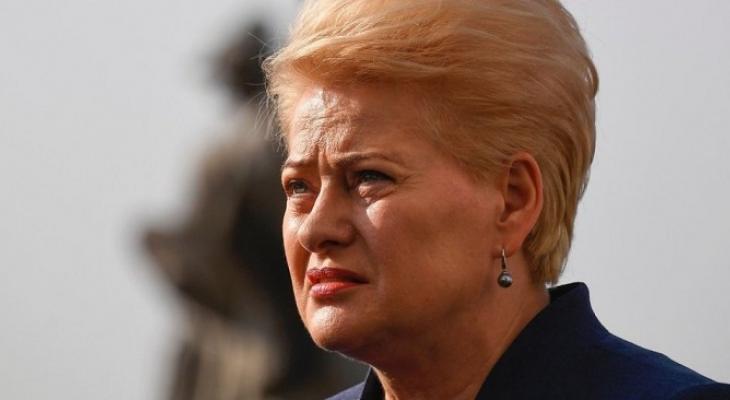 Литва осознала свою никчемность