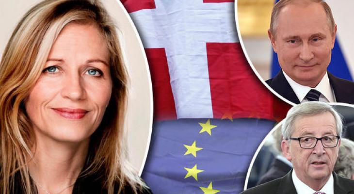 Датский политик выступила за выход из ЕС