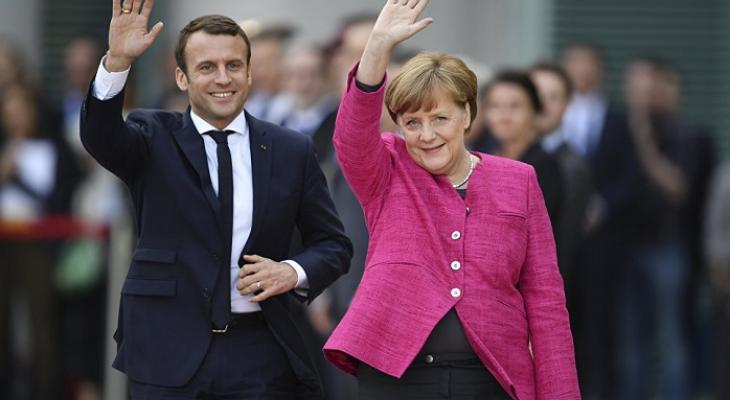 Меркель и Макрон мчат в Москву решать украинский вопрос