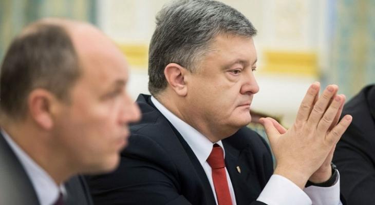 Украинского спикера холодно встретили в Сенате США