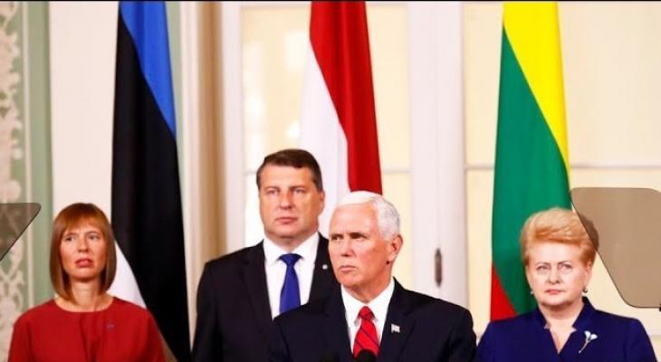 Место встречи Трампа и Путина стало ударом ниже пояса для стран Прибалтики
