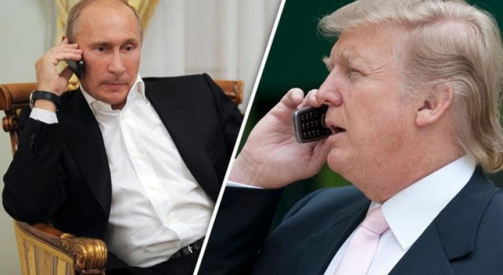 Лидеры двух супердержав США и России, провели важный разговор
