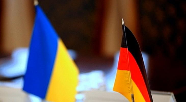 Германия Украина