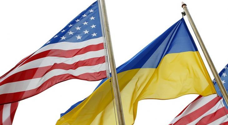 США Украина