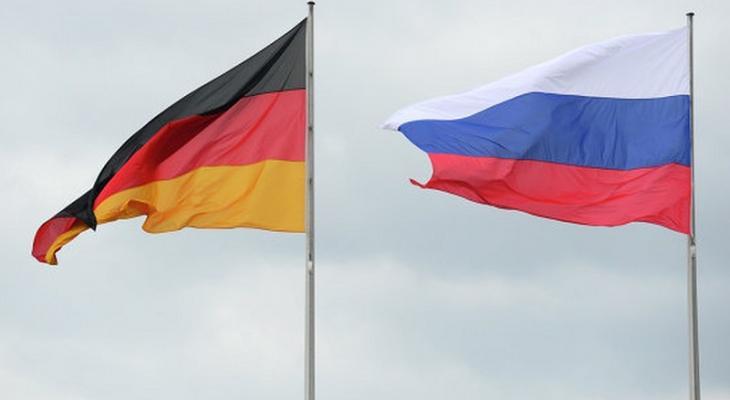 Германия Россия