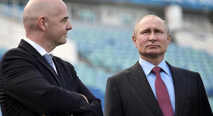 Сюрприз Путина на Мундиале привел США в бешенство