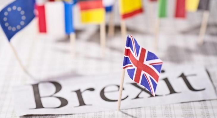 Brexit Великобритании