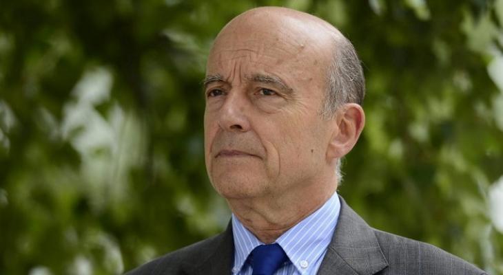 Кандидат в президенты Франции Ален Жюппе