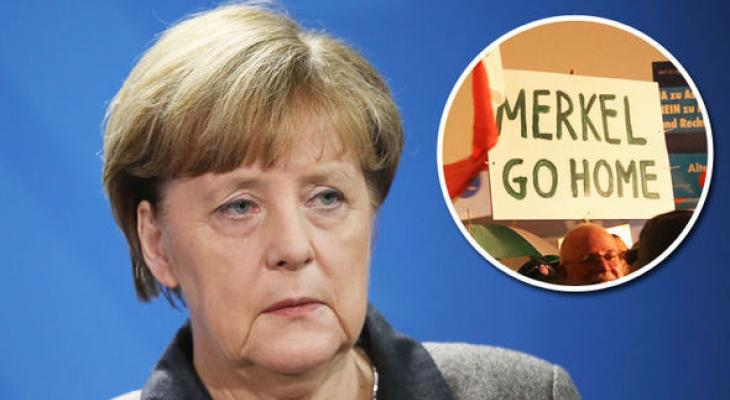 Меркель резко меняет риторику перед выборами