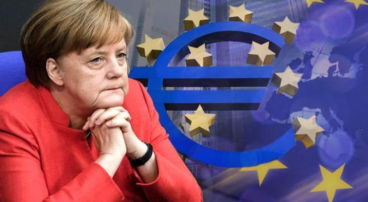 Меркель должна ослабить кошелёк Германии