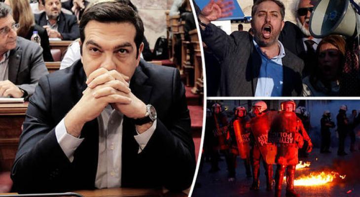 Алксис Ципрас призвал сменить тактику ЕС