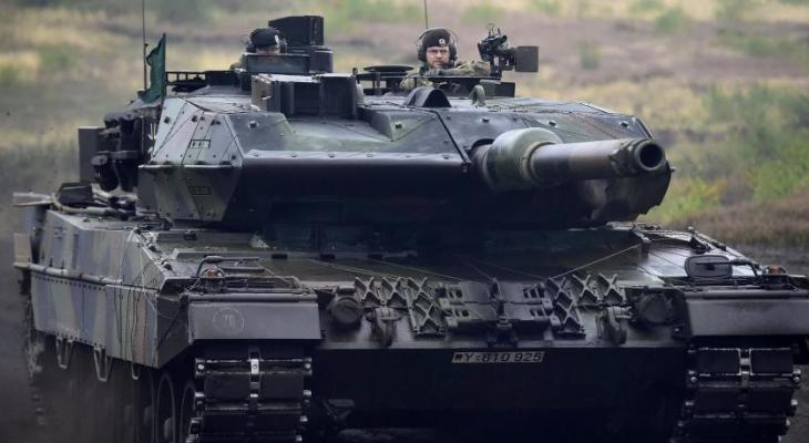 Правительство Германии приготовило неприятный сюрприз для немецких военных промышленников