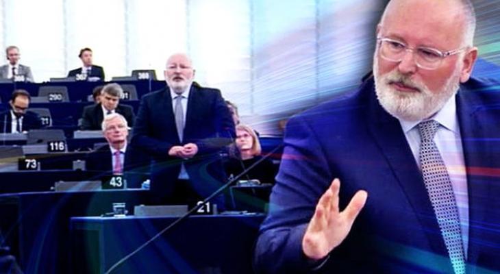 вице-президент ЕК предупредил депутатов о возможном крахе ЕС