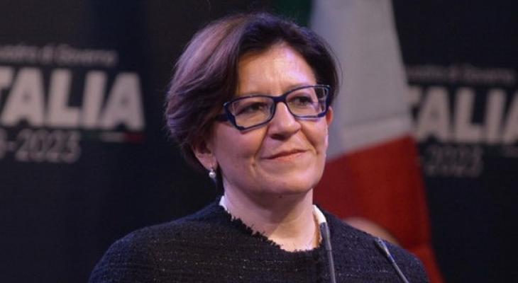 Глава минобороны Италии Элизабетта Трента