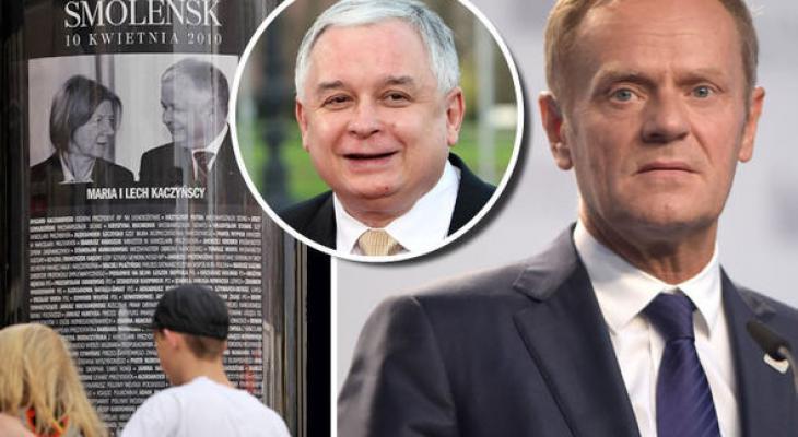 Дональд Туск не будет поддержан правительством Польши
