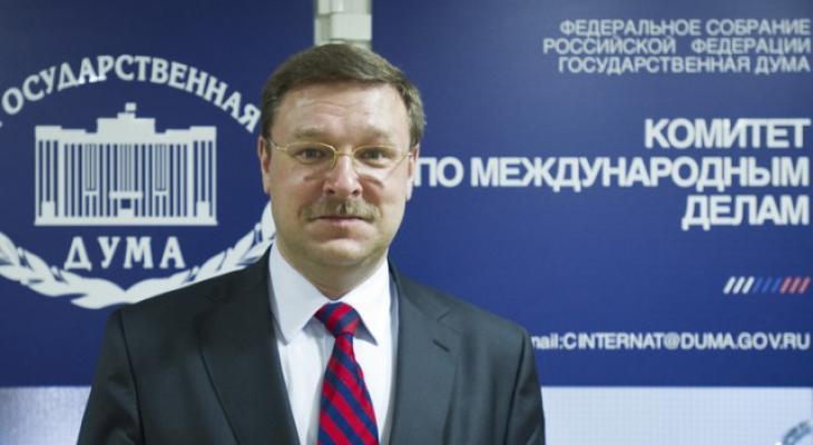 Косачев оценил вероятность перемирия в Сирии