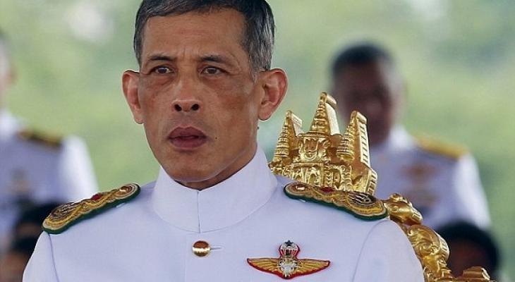 Новый король Таиланда Маха Маха Вачиралонгкорн