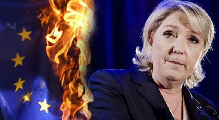 Ле Пен назвали главной угрозой Евросоюза
