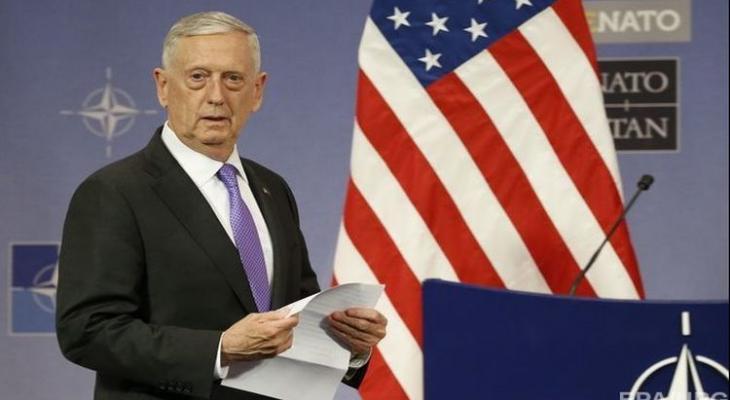 визит главы Пентагона в Киев