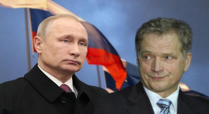 Президент Финляндии заявил, что отношения Финляндии и России прямые и понятные