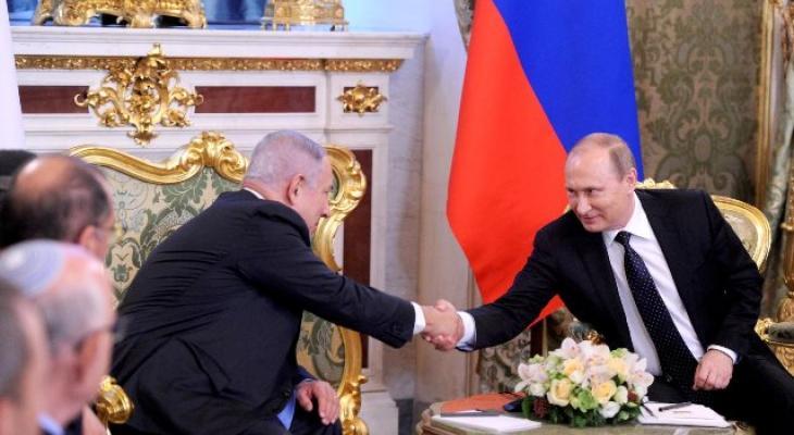 Путин озвучил направления сотрудничества после переговоров с Нетаньяху