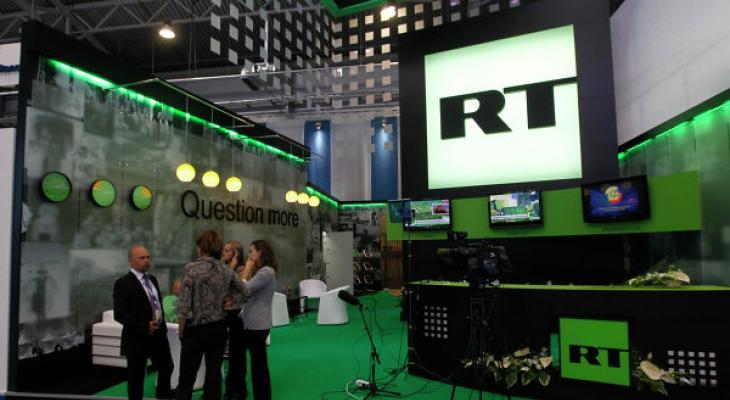 """В RT посчитали траты Запада на борьбу с """"российской пропагандой"""""""