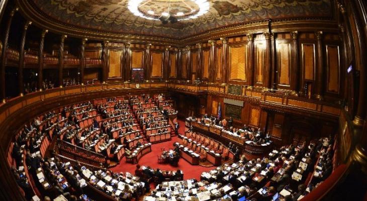 В итальянском сенате рассмотрят резолюцию по Крыму