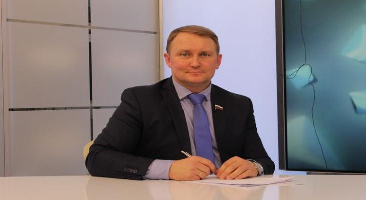 депутат Госдумы Александр Шерин