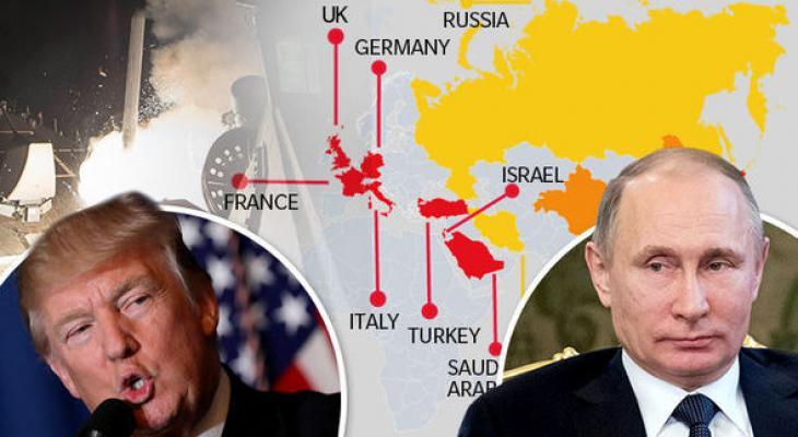 За Путина или за Трампа: мировые политики определились, на чьей они стороне