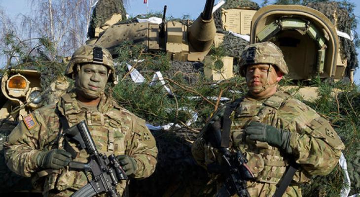 В Великобритании назвали истинную цель размещения своих военных в Эстонии