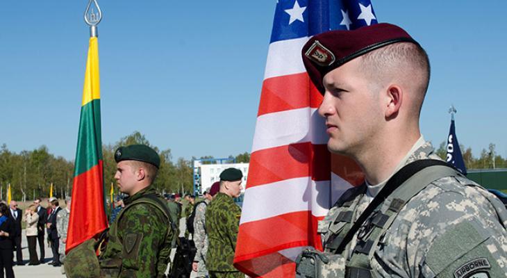 Сейм Литвы освободил американских военных от уголовных преследований