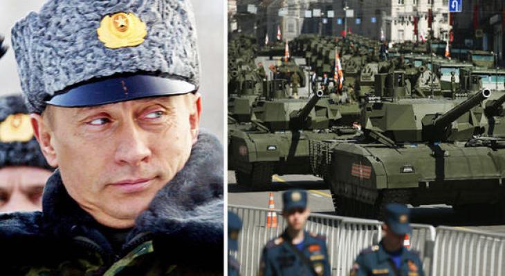 Владимир Путин опять напугал Запад
