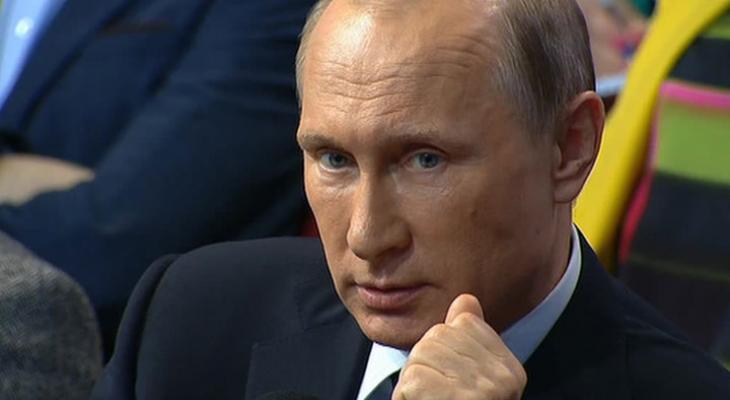 """Путин на медиафоруме ОНФ """"Правда и справедливость"""""""