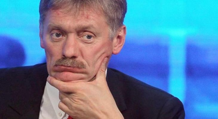 Пресс-серетарьпрезидента РФ Дмитрий Песков