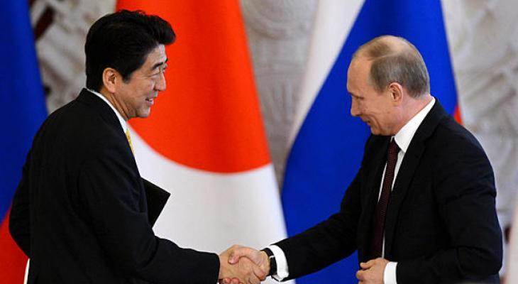 Япония прорабатывает план сотрудничества с Россией