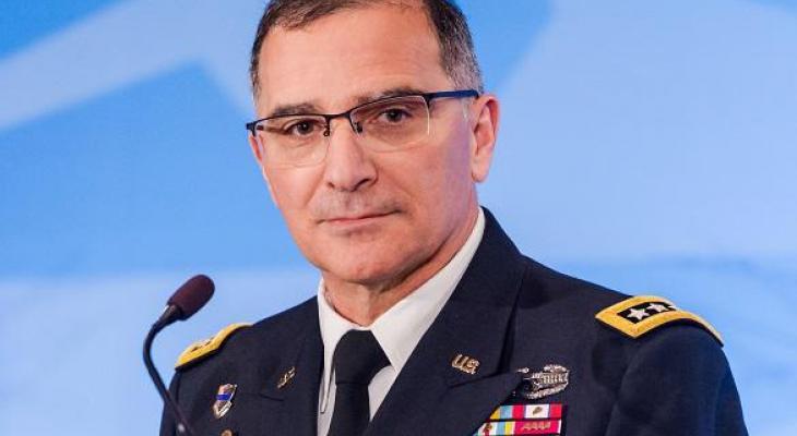 Новый главком ОВС НАТО в Европе Кёртис Скапаротти