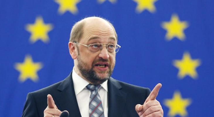 Глава ЕП Мартин Шульц