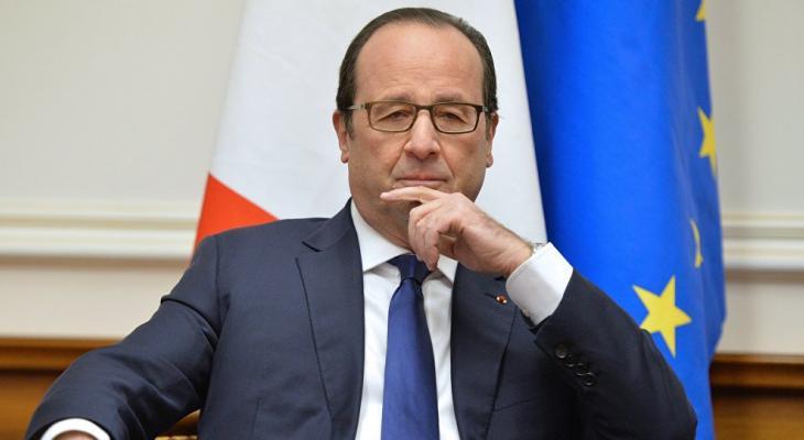 Олланд не смущен результатом референдума в Нидерландах