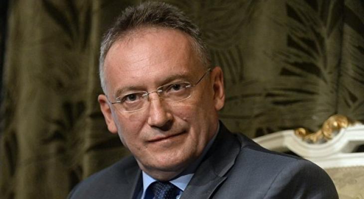 Александр Кинщак - МИД РФ