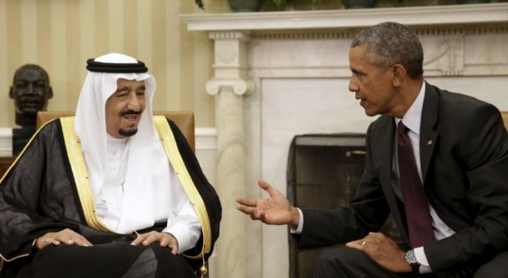 Коль Салман и Барак Обама