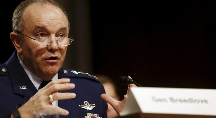 Главком ОВС НАТО Филип Бридлав
