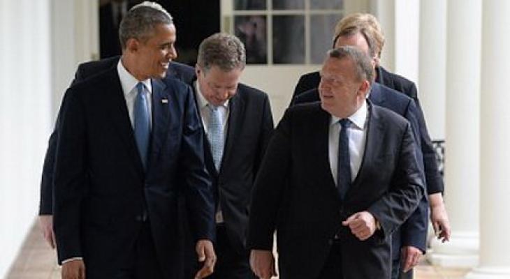 Встреча лидеров США и стран Северной Европы в Вашингтоне