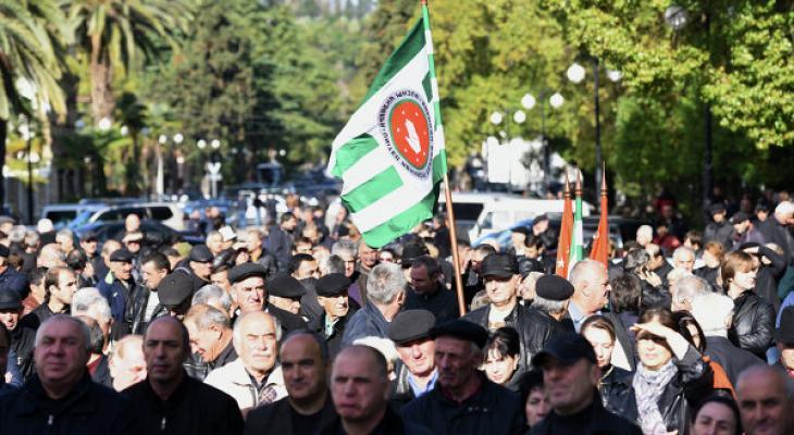 Абхазия отказывается от референдума о присоединении к России