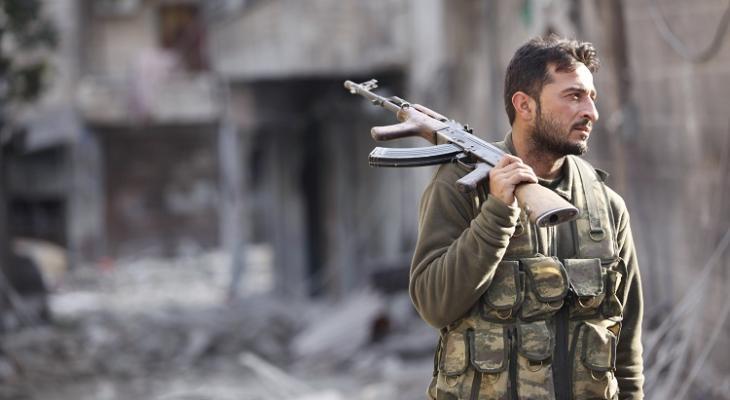 В Сирии власти освобождают Алеппо от повстанцев