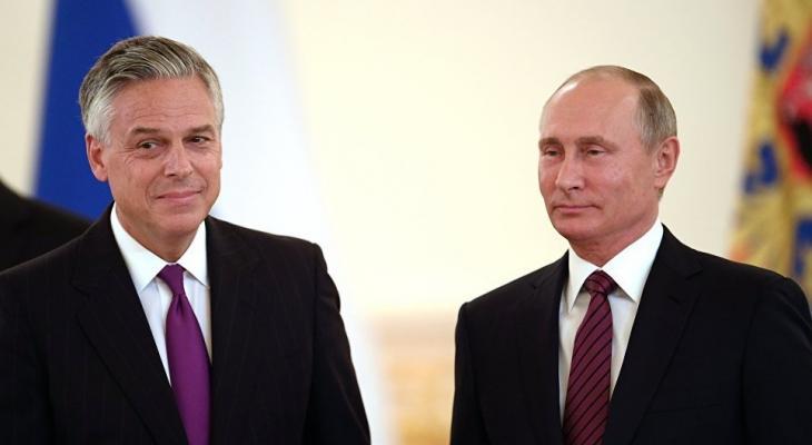 Хантсман и Путин