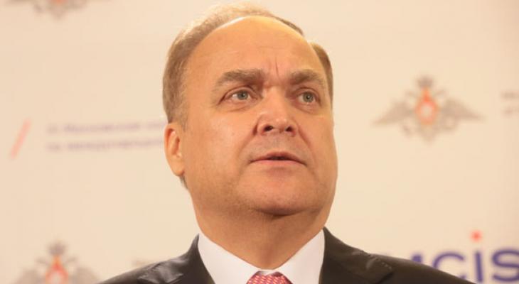 Замминистра обороны Анатолий Антонов