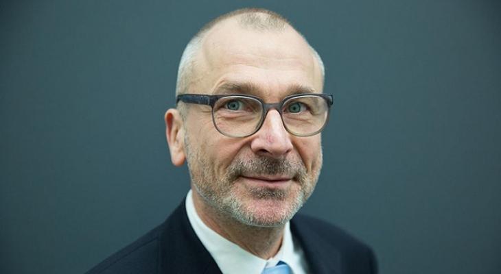 Депутат Бундестага Фолькер Бек